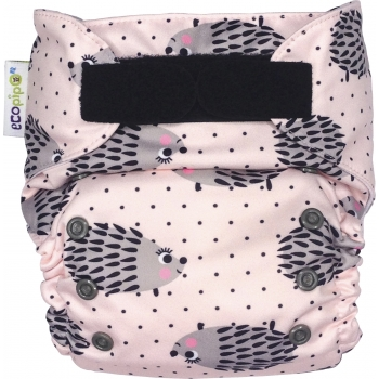 Ecopipo One size Pocket Nappy Hedgehogs.jpg