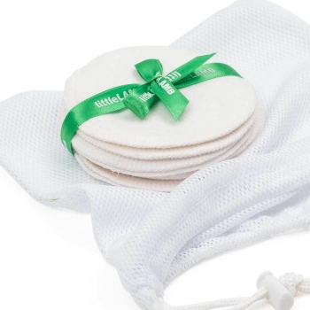 Littlelamb-White-Breast-Pads