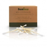 Bambaw bamboo cotton buds - 4 pcs