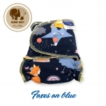 Bambi Roxy fitted night nappy XL