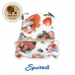 Bambi Roxy fitted night nappy