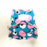 Bambi Roxy fitted newborn nappy