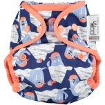 Pop-in onesize nappy cover