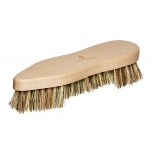 ecoLiving scrubbing brush with natural bristles (FSC 100%)