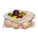 ecoLiving organic fruit & veg net bag