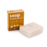 ecoLiving handmade soap with shea butter 100g