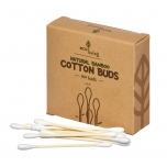 ecoLiving bamboo cotton buds 100pcs