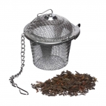ecoLiving teab basket - stainless steel loose leaf tea infuser