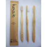 Kerale soft bamboo toothbrush for adults