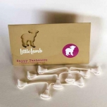 LittleLamb nappy fasteners (3 pcs)