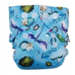 Pupus newborn nappy cover