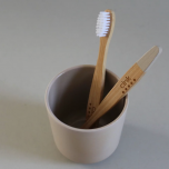 cink bamboo toothbrush for children